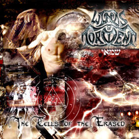 Winds Of Torment démo The Cells Of The Erased,sorti en 2004