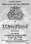 Concert Winds Of Torment et Weirdland au seventy